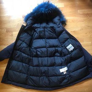 Kenzo Jackets & Coats - Kenzo puffer down jacket parka / fur trim hood
